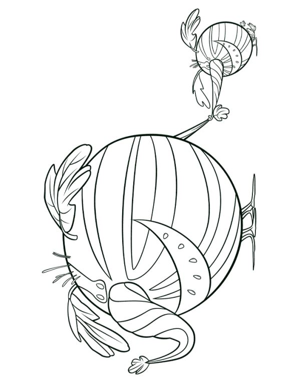595x775 Kids N Coloring Pages Cloudy With A Change