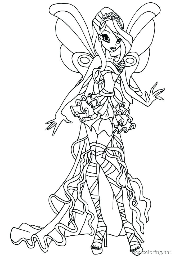 661x978 Winx Club Coloring Pages Coloring Page Club Coloring Games Club