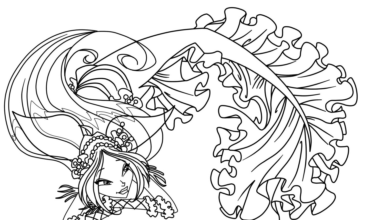 1455x859 winx club coloring pages winx club coloring pages mermaid