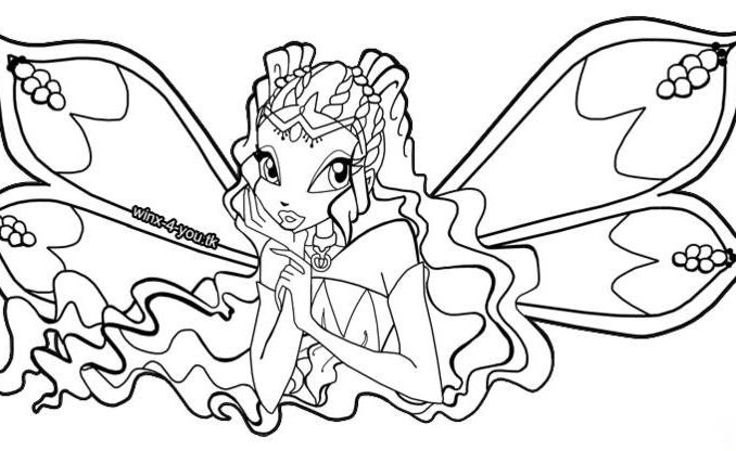 678x416 Winx Club Printable Coloring Pages Coloring Page Ideas