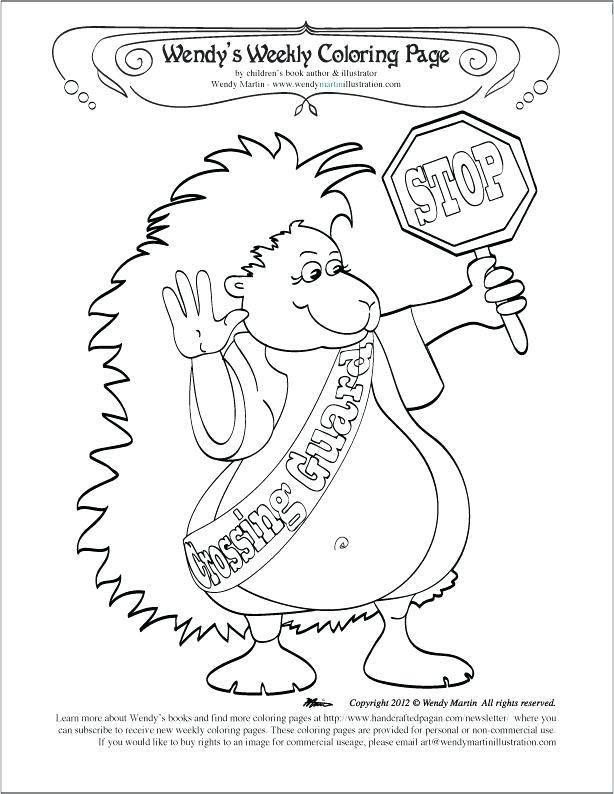 614x794 Good Street Sign Coloring Pages Or Traffic Signs Coloring Pages