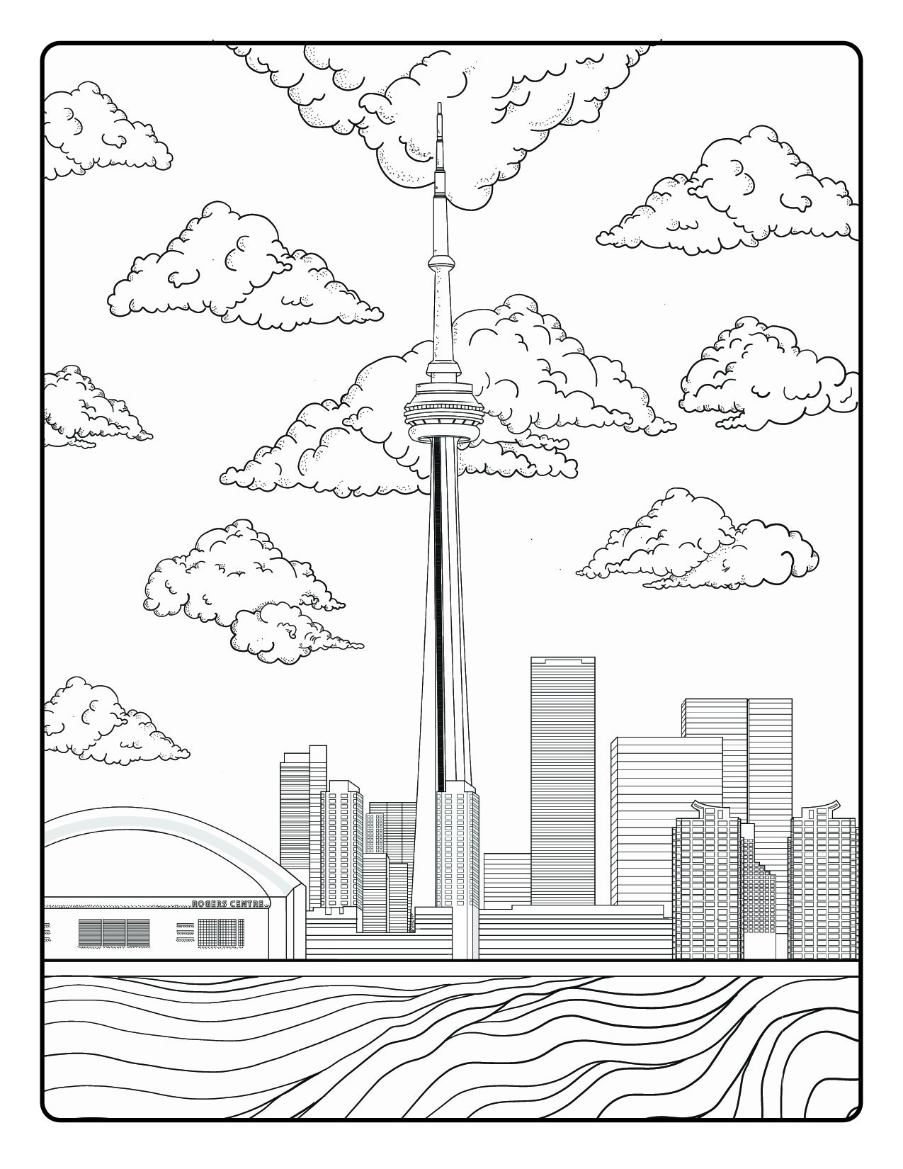 1275x1650 Toronto, Canada Crayola Ca