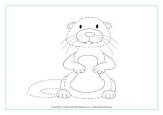 320x226 Canada Colouring Pages