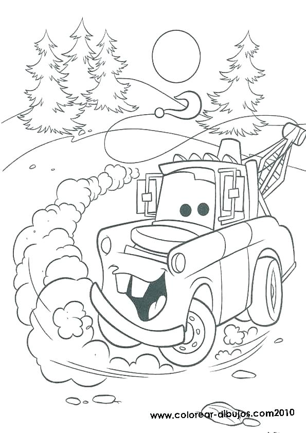 Coal Coloring Pages