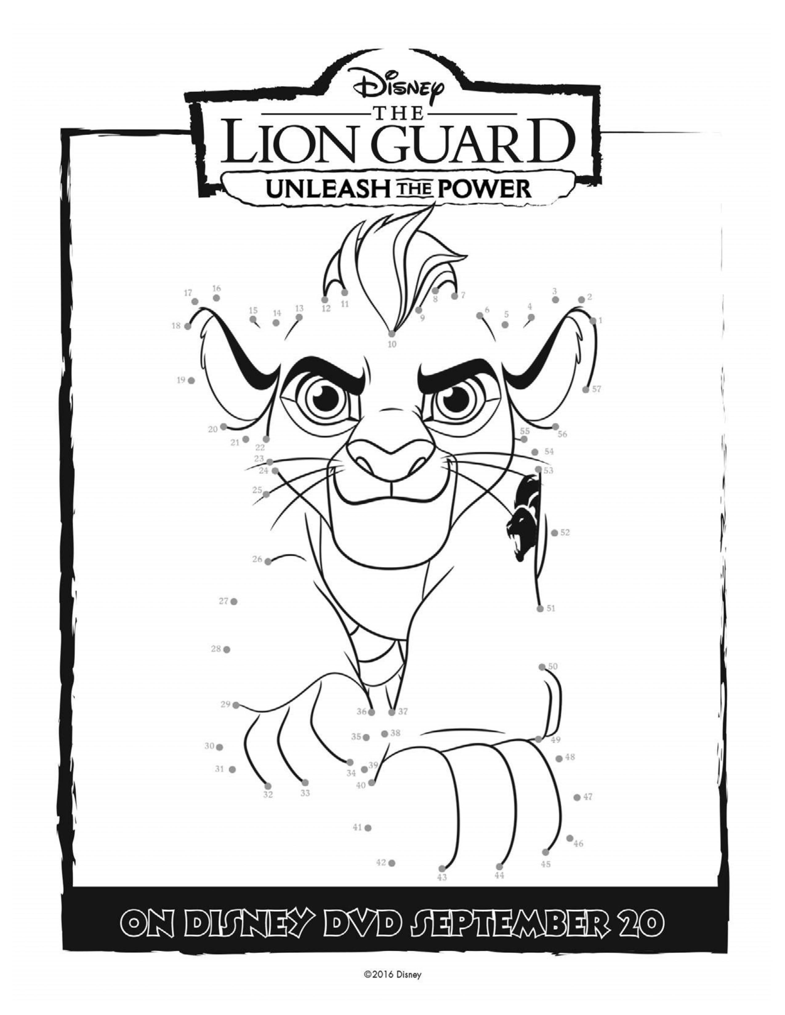2550x3300 Coast Guard Coloring Pages Awesome Disney Lion Guard Printable