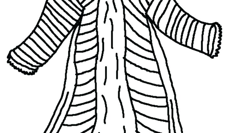 750x425 Joseph Coat Of Many Colors Coloring Page With And Coloring Sheets