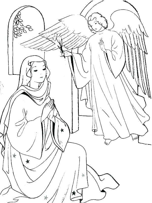 600x801 Story Of Coloring Pages For And Colorful Coat Coloring Page Bible
