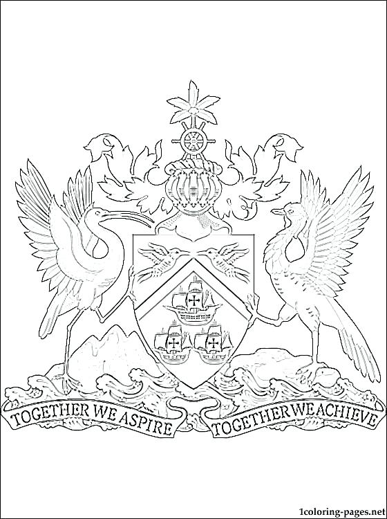 560x750 Coat Arms Coloring Page Coat Arms Coloring Page And Coat