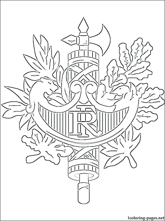 560x750 Coat Of Arms Coloring Page Coat Of Arms Coloring Page Coat Of Arms