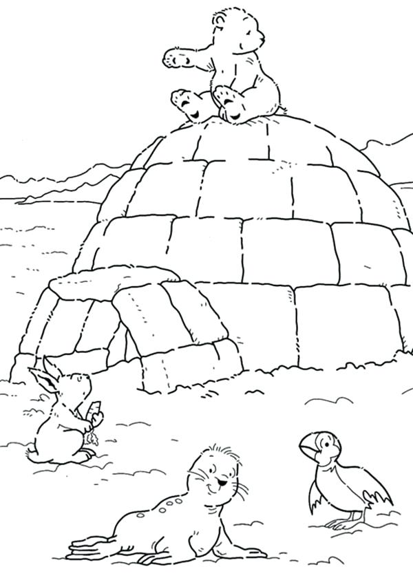 600x843 Elegant Coca Cola Coloring Pages And The Little Polar Bear Sitting
