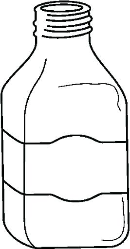 267x512 Water Bottle Coloring Page Surprising Water Bottle Coloring Page