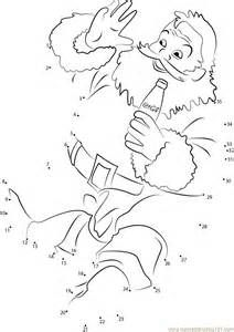 212x300 Coca Cola Santa Coloring Page Coloring Pages Colouring Pages