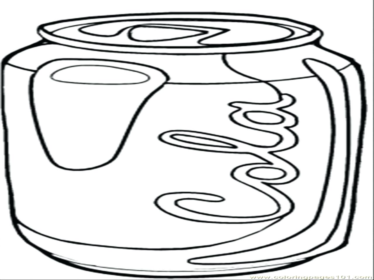 1280x960 Coloring Pages Christmas Reindeer Drink Can Color Online Coke