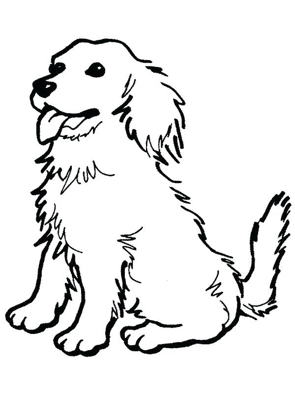 600x800 Dog Coloring Pages For Adults Printable Dog Coloring Page Dog