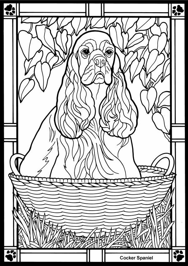 601x850 Dover Stained Glass Coloring Pages Dover Publications You Can