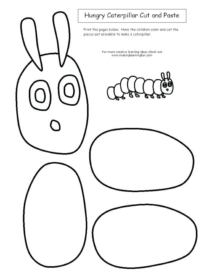 736x952 Very Hungry Caterpillar Coloring Page Get This The Very Hungry