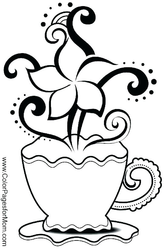541x820 Coffee Cup Coloring Pages Page Chavo Del Ocho Coloring Pages
