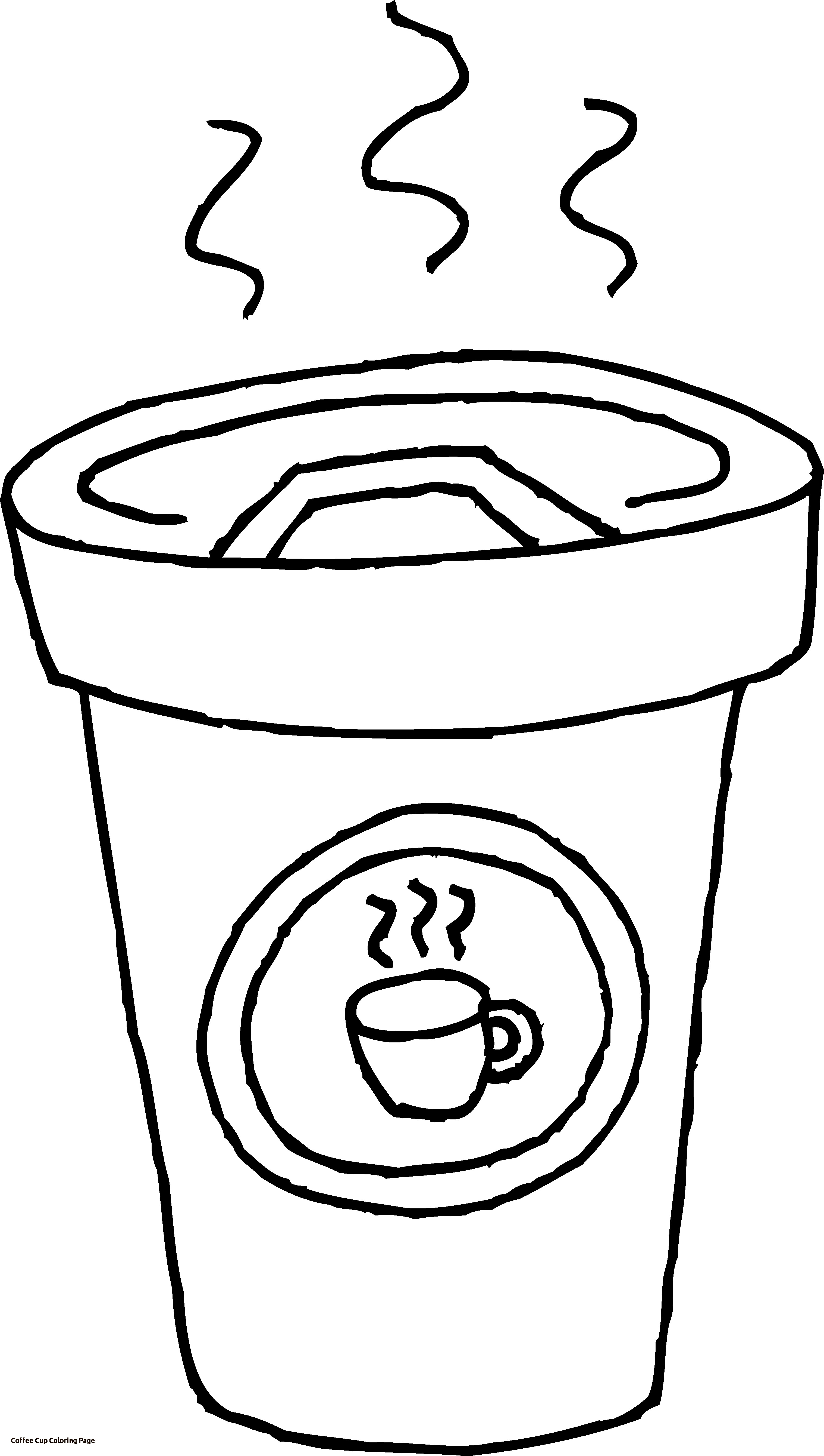 3033x5351 Coffee Printable Coloring Pages For Cup Page Amazing Mug