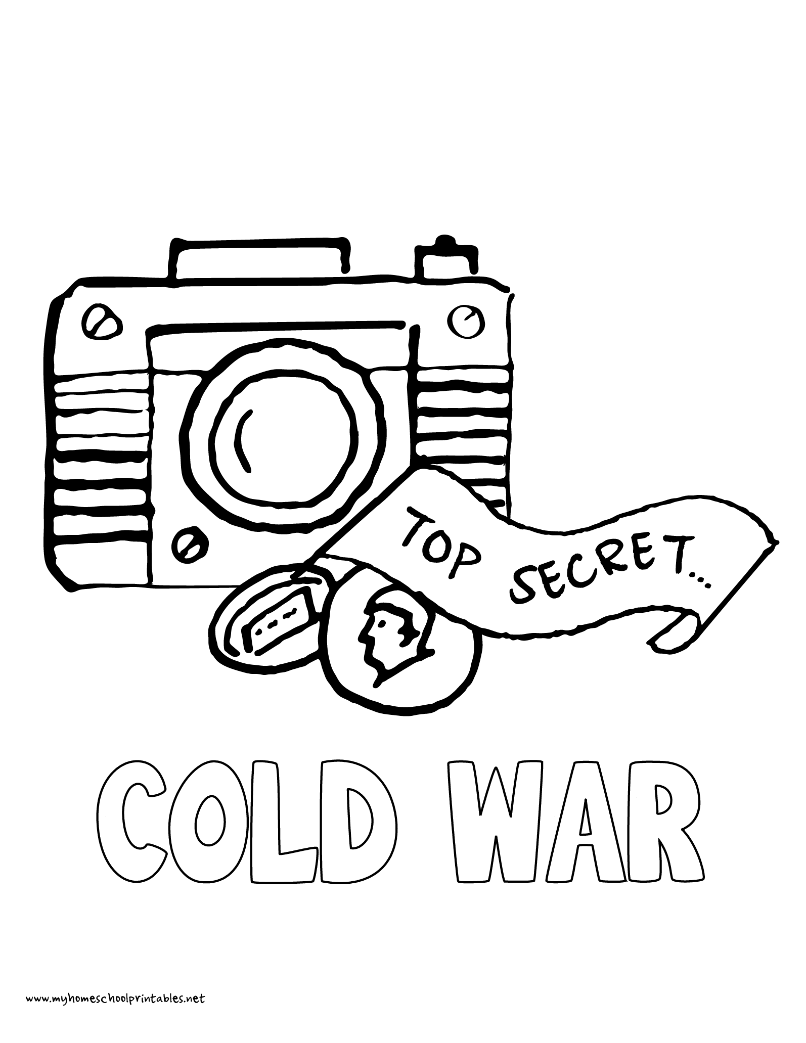 1594x2063 History Coloring Pages Volume Spy Gear