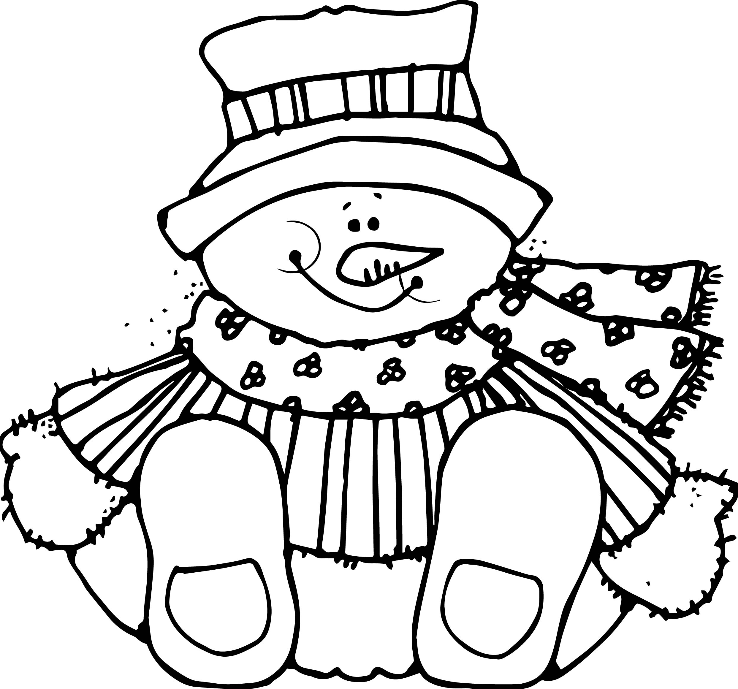 2486x2321 Dj Inkers Winter Coloring Page Wecoloringpage