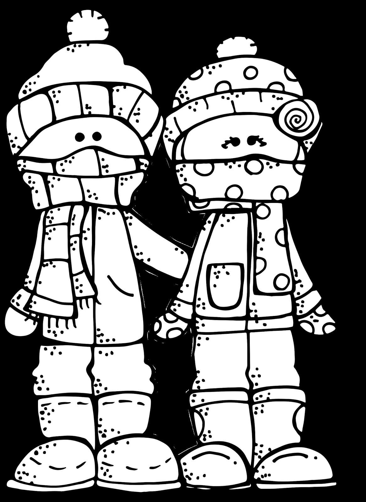1166x1600 Melonheadz Lds Illustrating Winter Freebie Lds