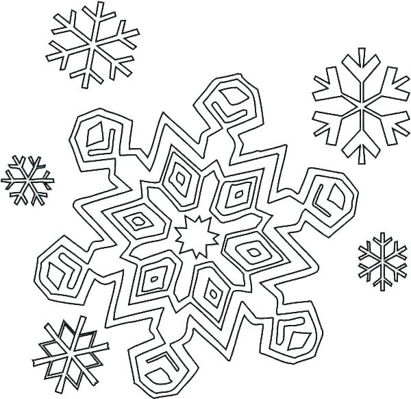 600x582 Cold Weather Coloring Pages
