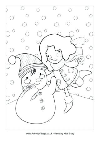 320x452 Cold Weather Coloring Pages Weather Coloring Sheets Weather
