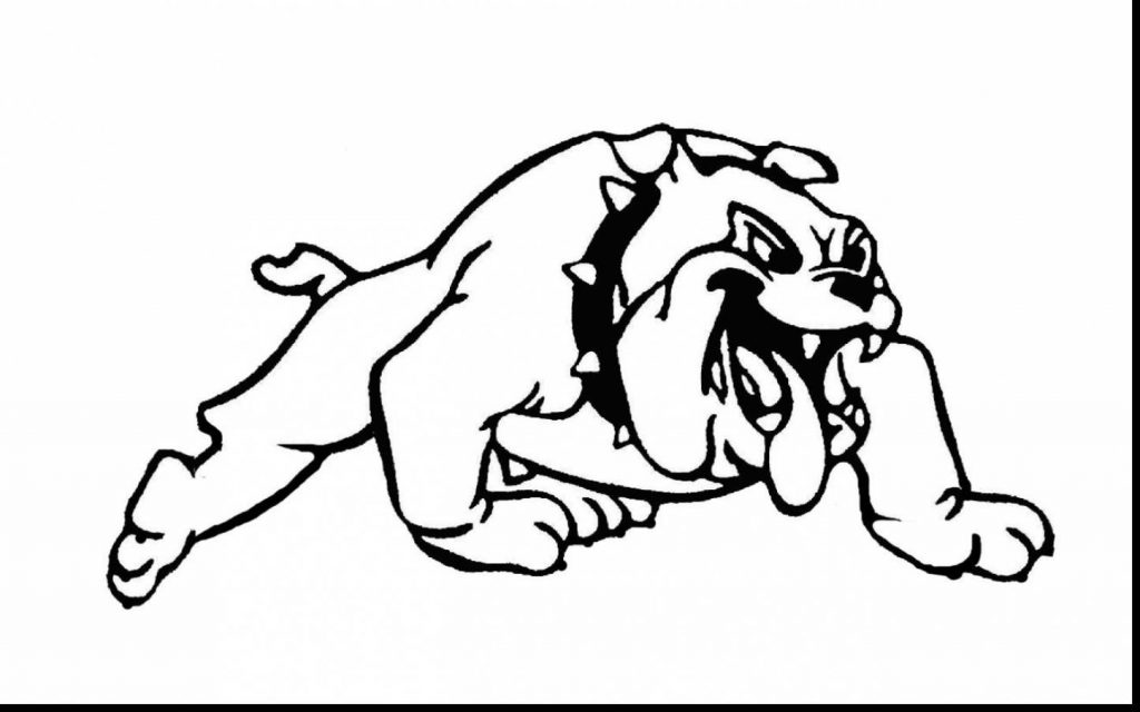 1024x640 College Mascot Coloring Pages College Football Logo Coloring Pages