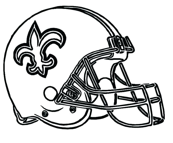 736x609 College Football Logo Coloring Pages Helmet Bike Page Colorin
