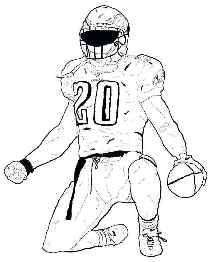 687x853 Football Helmet Coloring Pages College Football Helmet Coloring