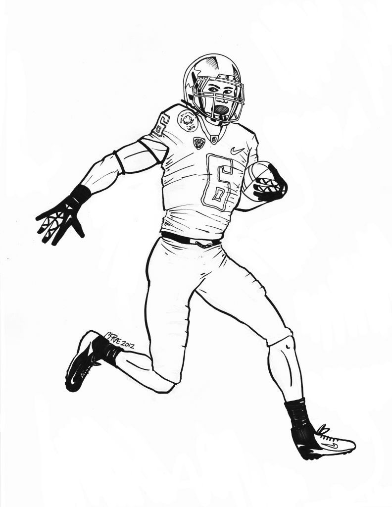 792x1024 Go Back Gt Images For Gt Oregon Ducks Coloring Pages Football