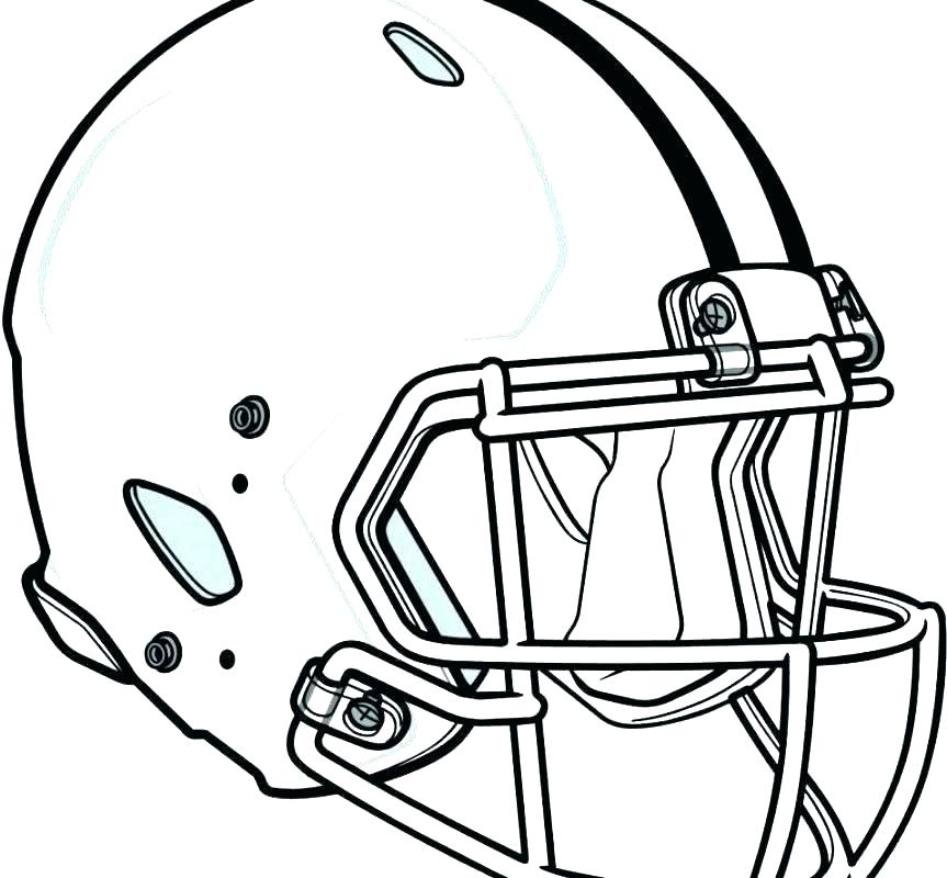 863x800 College Football Logo Coloring Pages Devon Creamteas