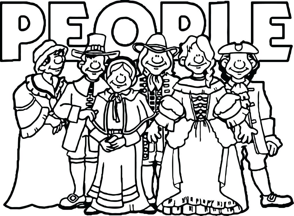 1024x753 Colonial America Coloring Pages