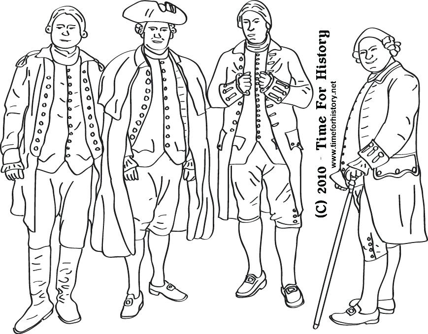 869x679 Colonial Coloring Pages Colonial Coloring Pages Village Coloring