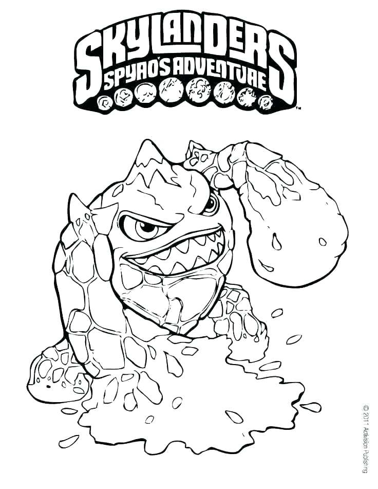 736x951 Coloring Pages Of Skylanders Crayola Color Alive Coloring Pages