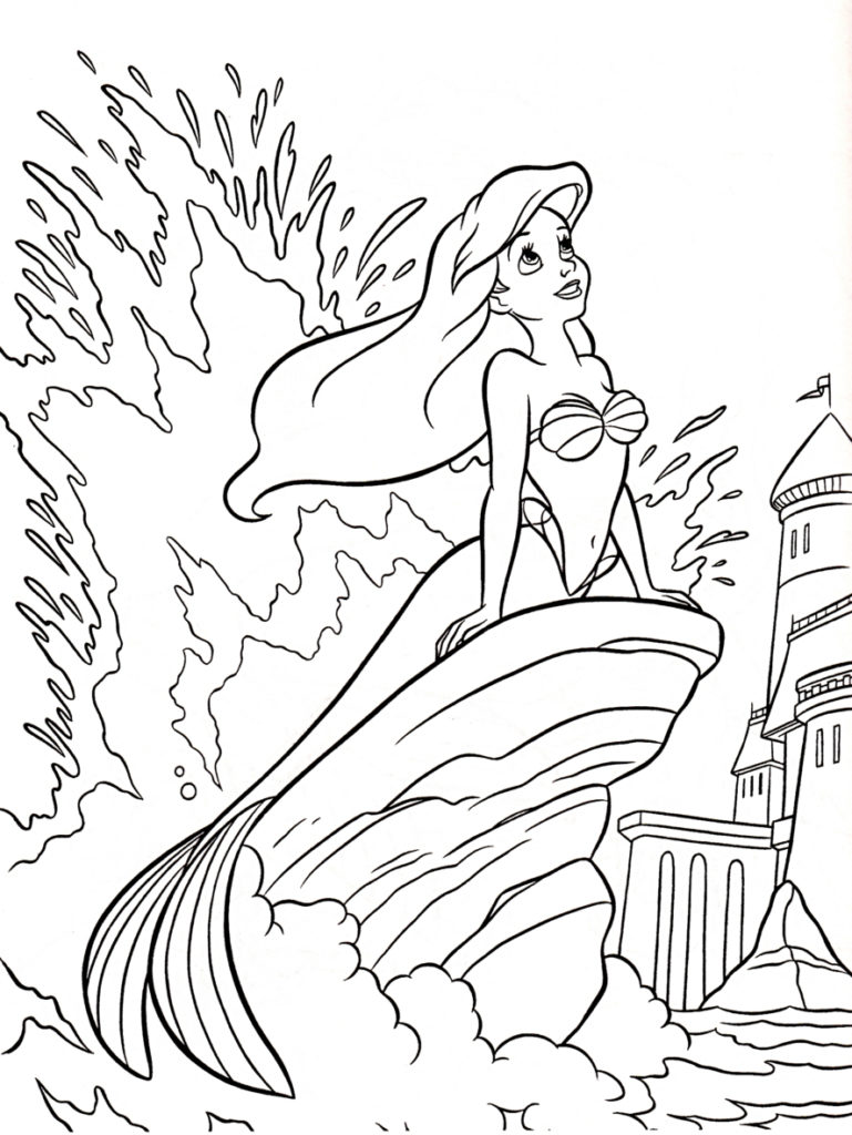 769x1024 Color Alive Coloring Pages Bestofcoloring Com