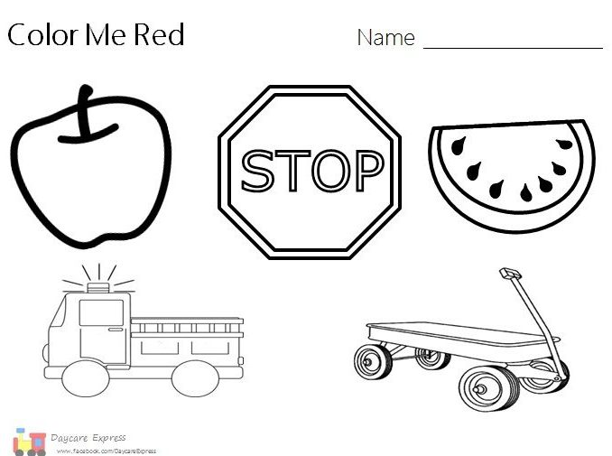 678x505 Color Red Coloring Page Color Red Coloring Pages Color Me Red