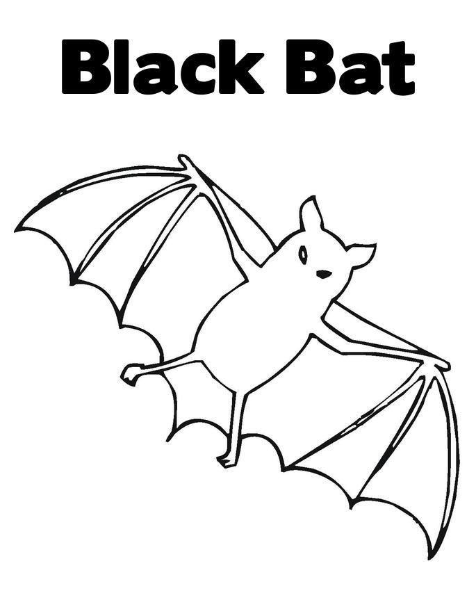 Color Black Coloring Pages At Getdrawings Free Download