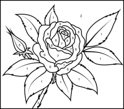 256x226 Printable Coloring Pages
