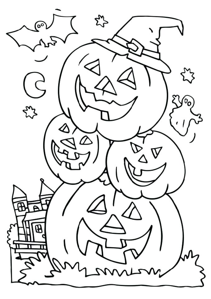 678x959 Printable Halloween Coloring Page Printable Coloring Pages
