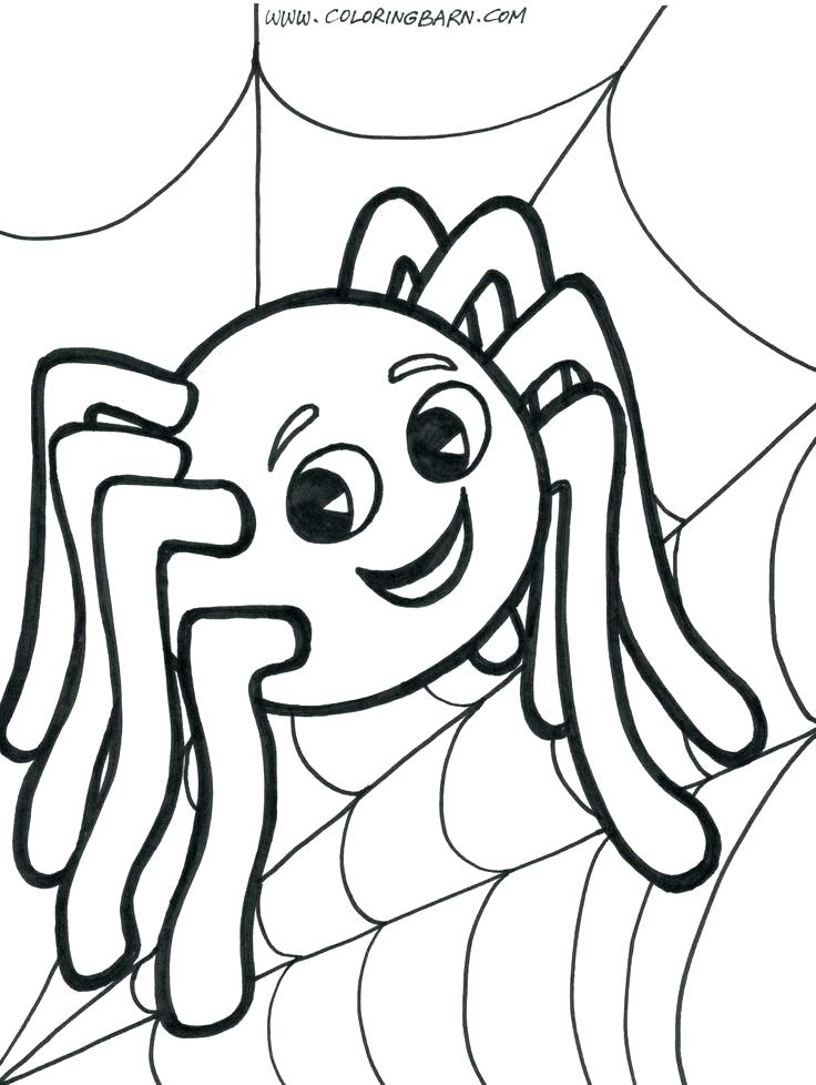 736x978 Color Pages For Halloween Coloring Pages For Preschoolers Coloring