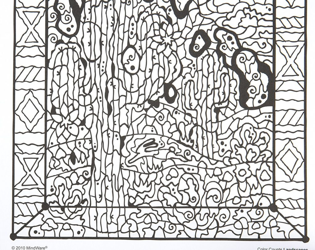 Color Counts Coloring Pages At Getdrawings Free Download
