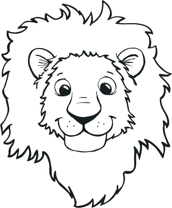 600x728 Mountain Lion Coloring Pages Lion Guard Coloring Pages Free Lions