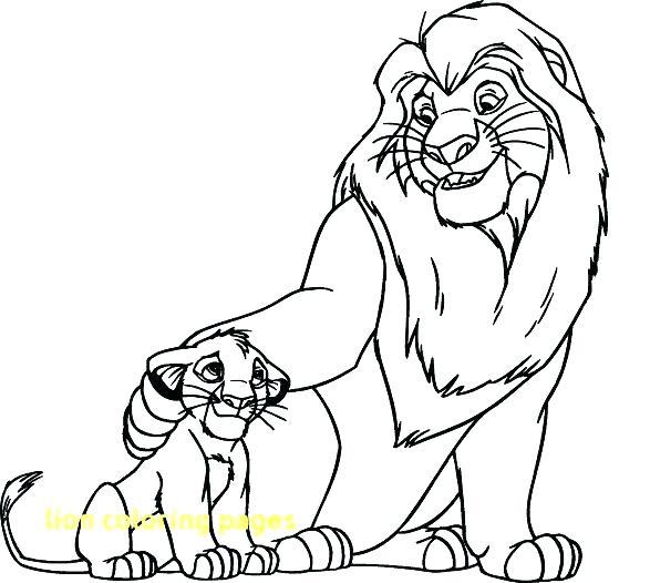 587x526 Lion Guard Coloring Pages Icontent