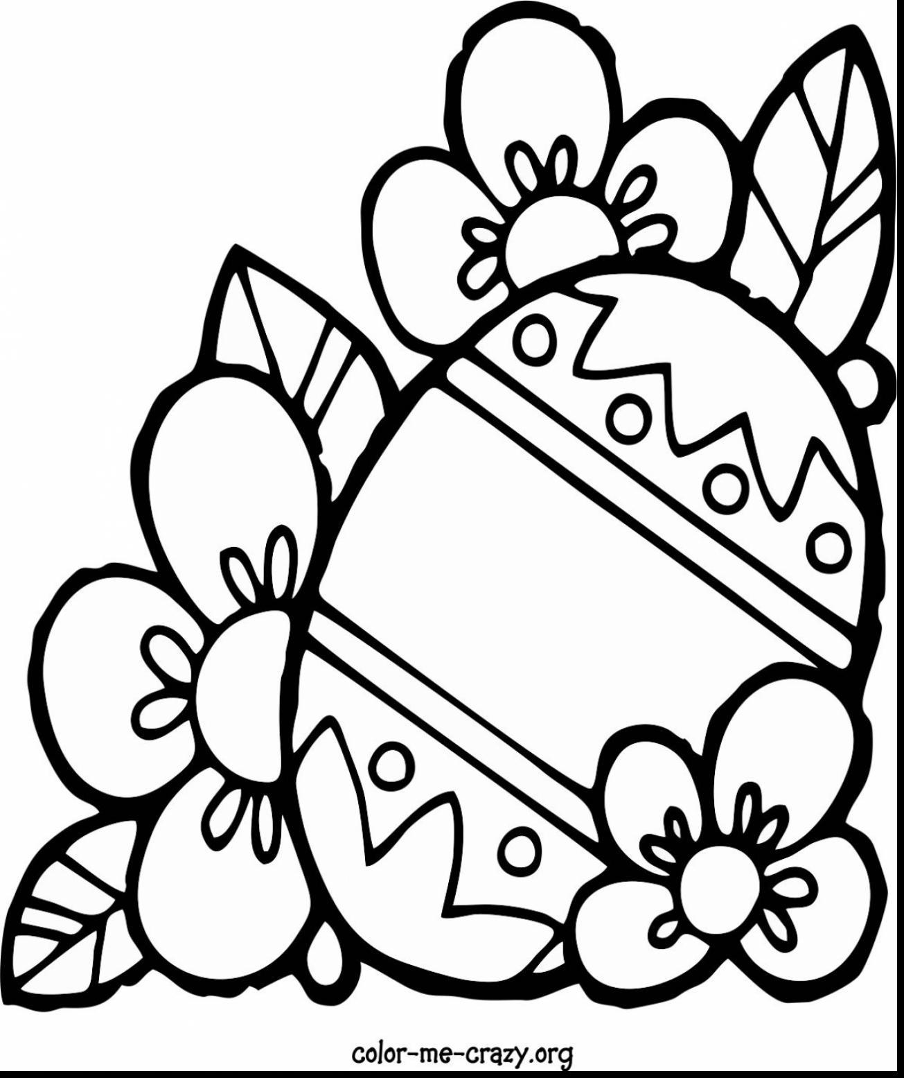 1305x1555 Best Fresh Coloring Pages Color Printing Flower For Pic Of Crazy