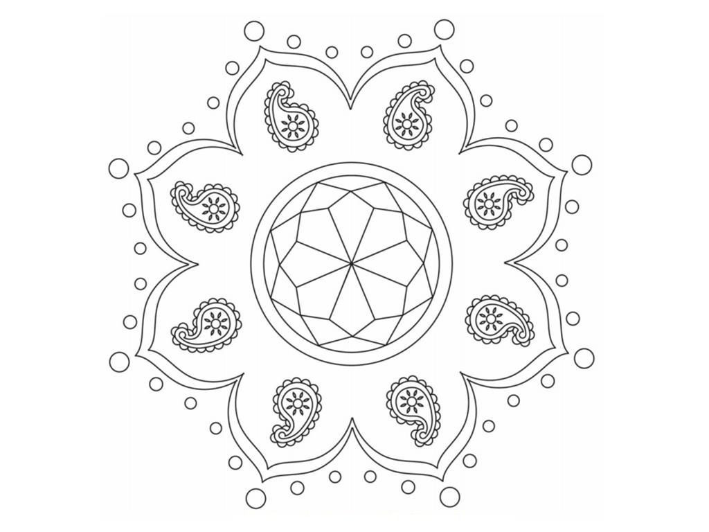 Color Rama Coloring Pages