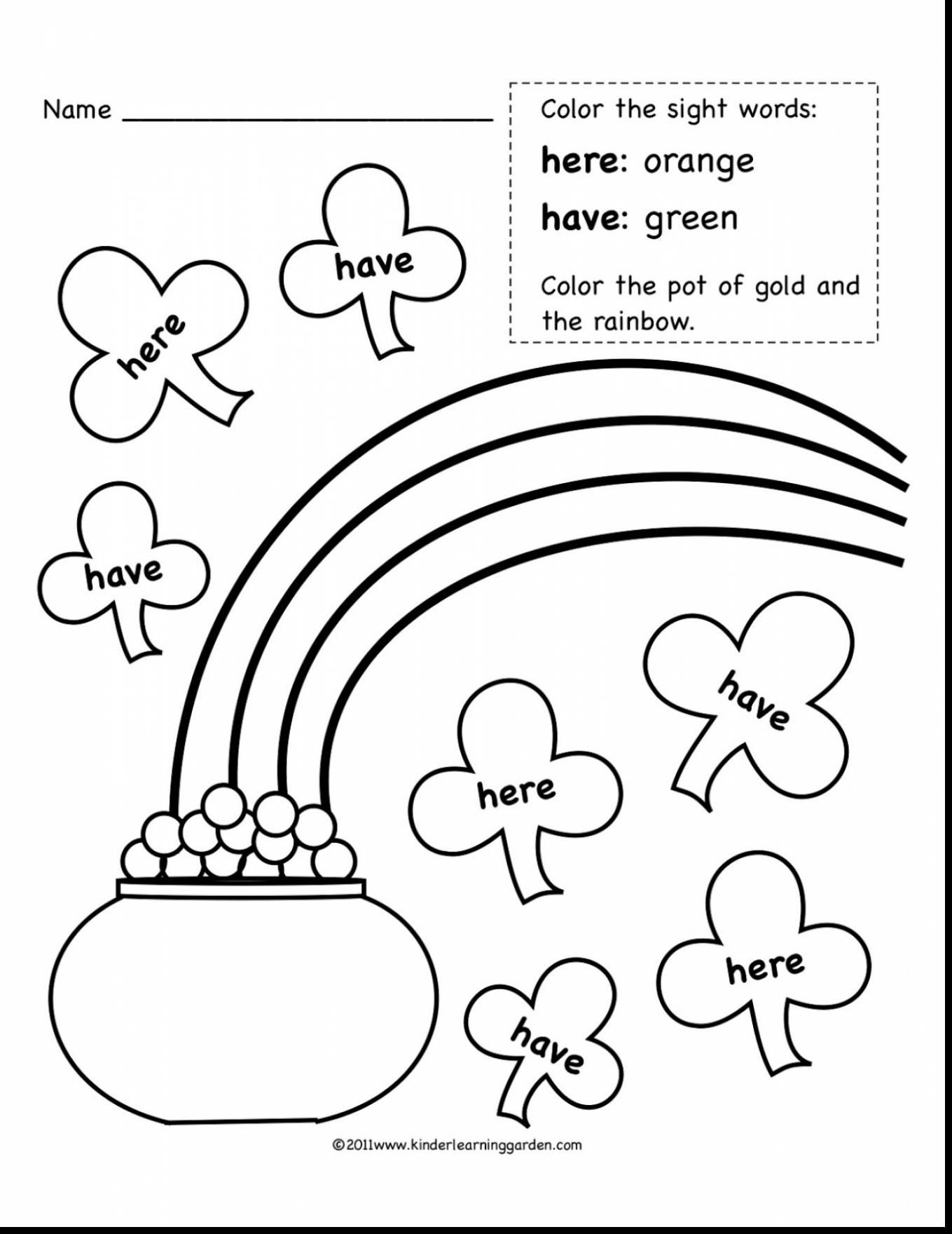 1359x1760 Sight Words Coloring Pages Education Sight Word Coloring Pages