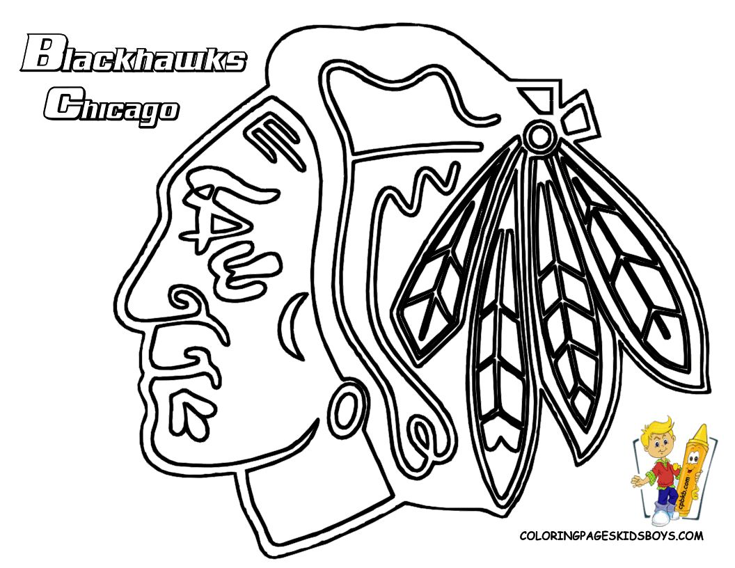1056x816 Chicago Blackhawks Coloring Pages Chicago Blackhawks