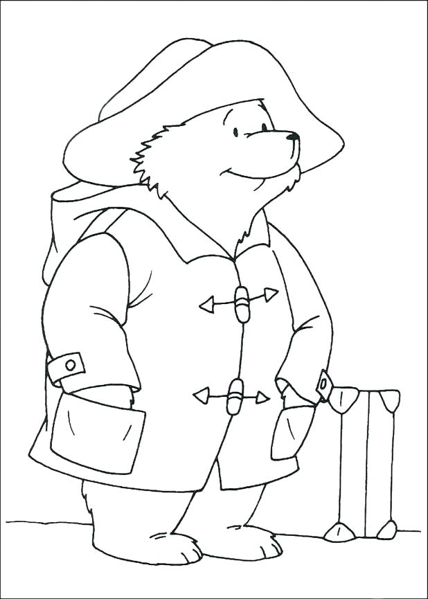 618x865 Grizzly Bear Colorado Song Free Grizzly Bear Coloring Pages