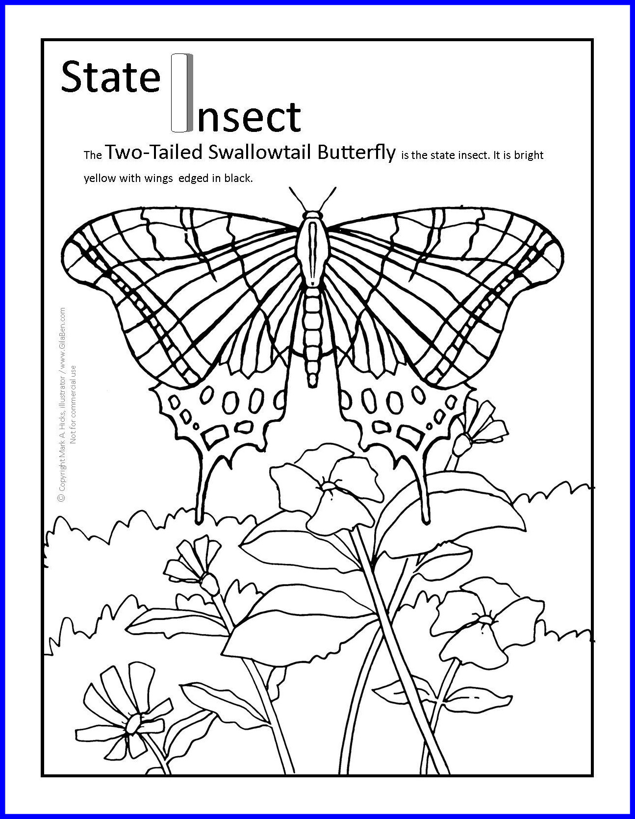 1295x1670 Wyoming Coloring Pages
